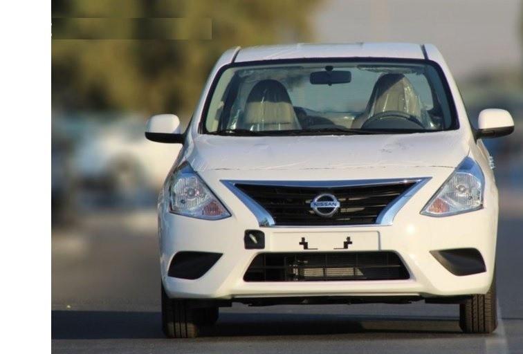 Nissan Sunny 2020 Gcc White